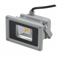 Projecteur LED 10W BLANC CHAUD ETANCHE IP65
