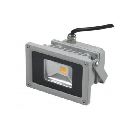 Projecteur LED 10W BLANC CHAUD